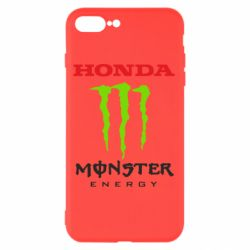 Чехол для iPhone 7 Plus Honda Monster Energy