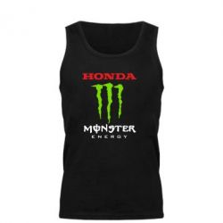 Мужская майка Honda Monster Energy - FatLine