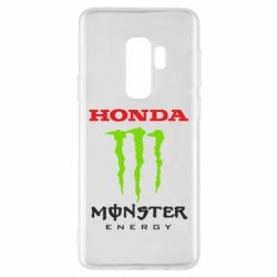 Чехол для Samsung S9+ Honda Monster Energy