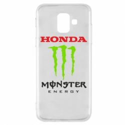 Чехол для Samsung A6 2018 Honda Monster Energy