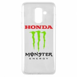 Чехол для Samsung A6+ 2018 Honda Monster Energy