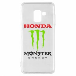 Чехол для Samsung A8 2018 Honda Monster Energy