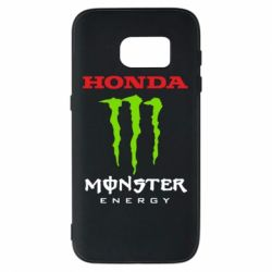 Чехол для Samsung S7 Honda Monster Energy