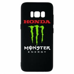 Чехол для Samsung S8 Honda Monster Energy