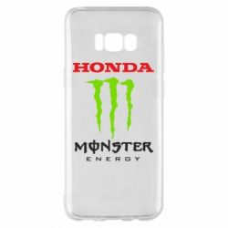 Чехол для Samsung S8+ Honda Monster Energy