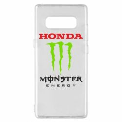 Чехол для Samsung Note 8 Honda Monster Energy
