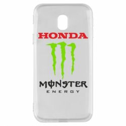 Чехол для Samsung J3 2017 Honda Monster Energy