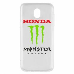 Чехол для Samsung J5 2017 Honda Monster Energy