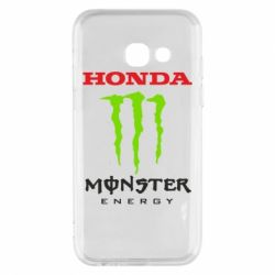 Чехол для Samsung A3 2017 Honda Monster Energy