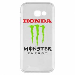 Чехол для Samsung A5 2017 Honda Monster Energy