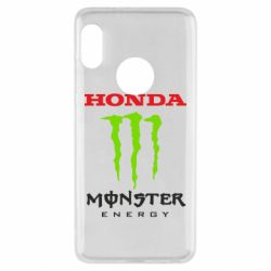 Чехол для Xiaomi Redmi Note 5 Honda Monster Energy
