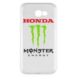 Чехол для Samsung A7 2017 Honda Monster Energy