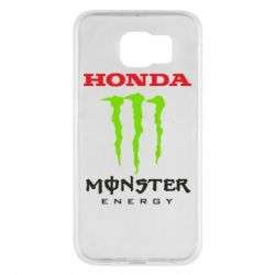 Чехол для Samsung S6 Honda Monster Energy