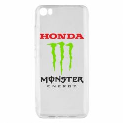 Чехол для Xiaomi Mi5/Mi5 Pro Honda Monster Energy