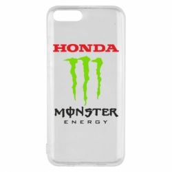Чехол для Xiaomi Mi6 Honda Monster Energy