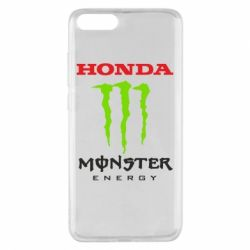 Чехол для Xiaomi Mi Note 3 Honda Monster Energy