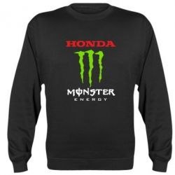 Реглан (свитшот) Honda Monster Energy