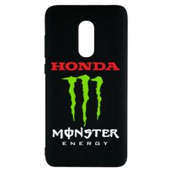 Чехол для Xiaomi Redmi Note 4 Honda Monster Energy