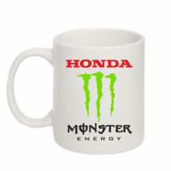 Кружка 320ml Honda Monster Energy