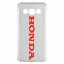 Чохол для Samsung A3 2015 Honda напис