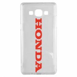 Чохол для Samsung A5 2015 Honda напис