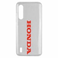 Чохол для Xiaomi Mi9 Lite Honda напис