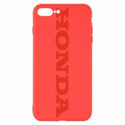 Чохол для iPhone 8 Plus Honda напис