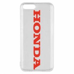 Чохол для Xiaomi Mi6 Honda напис
