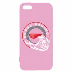 Чехол для iPhone5/5S/SE Honda Racing