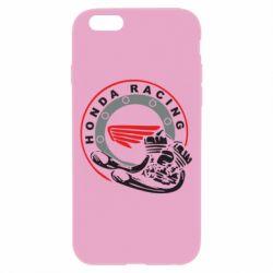 Чехол для iPhone 6/6S Honda Racing