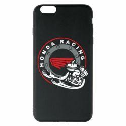 Чехол для iPhone 6 Plus/6S Plus Honda Racing