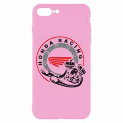 Чехол для iPhone 7 Plus Honda Racing