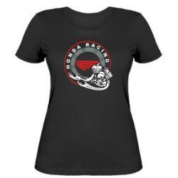 Женская футболка Honda Racing - FatLine