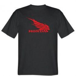 Мужская футболка Honda Skelet - FatLine
