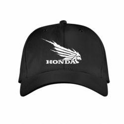Детская кепка Honda Skelet - FatLine