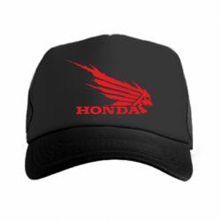 Кепка-тракер Honda Skelet
