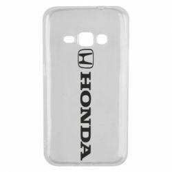 Чехол для Samsung J1 2016 Honda Small Logo