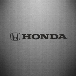 Наклейка Honda Small Logo - FatLine