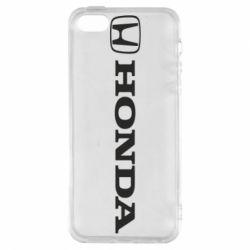 Чехол для iPhone5/5S/SE Honda Small Logo