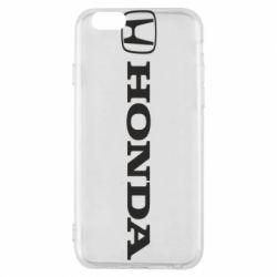 Чехол для iPhone 6/6S Honda Small Logo