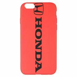 Чехол для iPhone 6 Plus/6S Plus Honda Small Logo