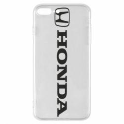 Чехол для iPhone 7 Plus Honda Small Logo