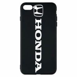 Чехол для iPhone 8 Plus Honda Small Logo