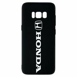 Чехол для Samsung S8 Honda Small Logo