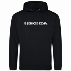 Мужская толстовка Honda Small Logo