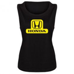 Женская майка Honda Stik - FatLine