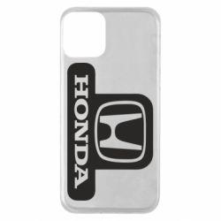 Чехол для iPhone 11 Honda Stik