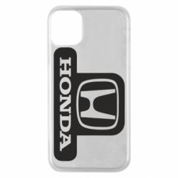 Чехол для iPhone 11 Pro Honda Stik