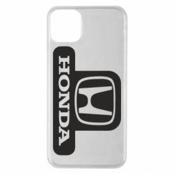 Чехол для iPhone 11 Pro Max Honda Stik