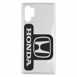 Чехол для Samsung Note 10 Plus Honda Stik